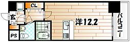 No.63 オリエントキャピタルタワー[11階]の間取り