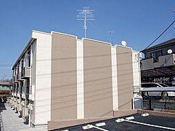 埼玉県さいたま市緑区宮本2丁目の賃貸アパートの外観