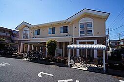 千葉県松戸市五香7丁目の賃貸アパートの外観
