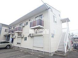 宮城県仙台市泉区八乙女中央3丁目の賃貸アパートの外観