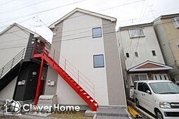 神奈川県相模原市緑区橋本6丁目の賃貸アパートの外観