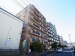 東京都足立区加平3丁目の賃貸マンションの外観