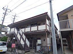 牛田ハイツ[102号室]の外観