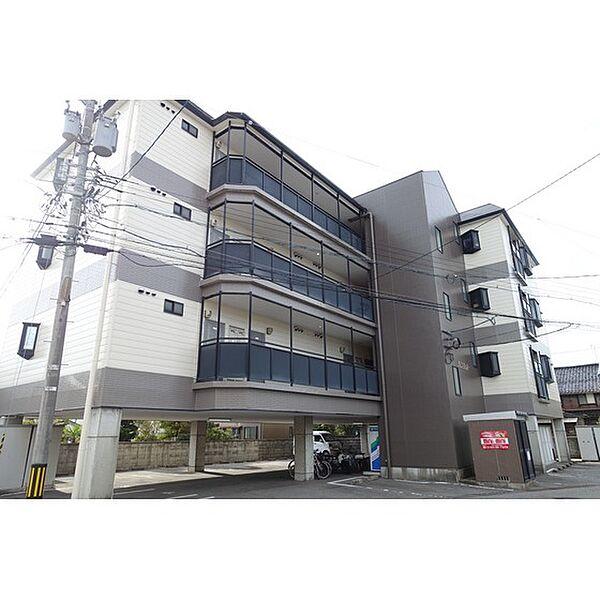 サンシャトー宝 3階の賃貸【富山県 / 高岡市】