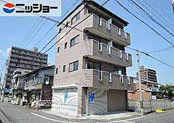 津島MICマンション[4階]の外観
