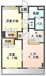 長船駅 5.8万円