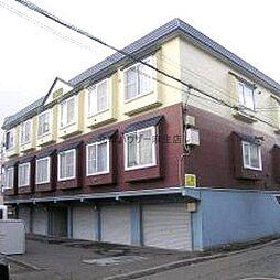 札幌いずみハイツ[3階]の外観