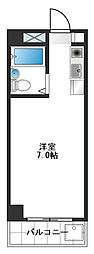 プチシャトウ[3階]の間取り