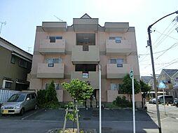 愛知県清須市助七2丁目の賃貸マンションの外観