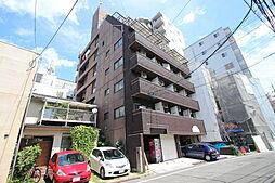 広島県広島市中区舟入町の賃貸マンションの外観