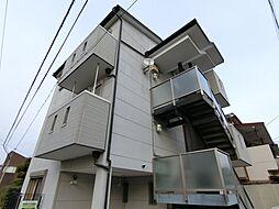 吉田ハイツ[1階]の外観