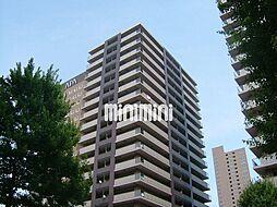レジディアタワー仙台[4階]の外観