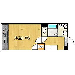 コンフォールHI[2階]の間取り