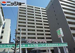 カーサビアンカ東岡崎[2階]の外観