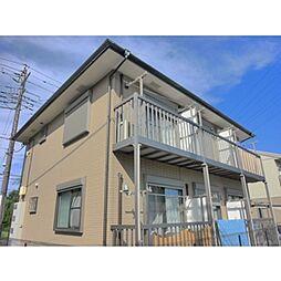 東京都西東京市東町5の賃貸アパートの外観