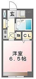 ソサエティシーズンズ/SOCIETY SEASONS[711号室]の間取り