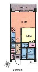 CMK[703号室]の間取り