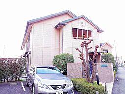 東京都西東京市南町6丁目の賃貸アパートの外観