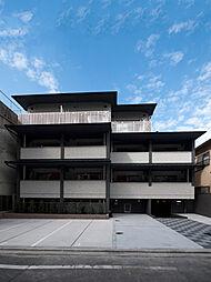 京都府京都市上京区四番町の賃貸マンションの外観