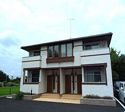 スピカササギII[1階]の外観