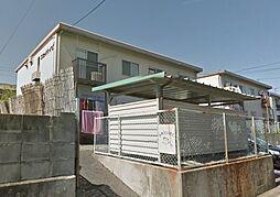 山口県下関市川中豊町5丁目の賃貸アパートの外観