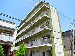 兵庫県西宮市今津巽町の賃貸マンションの外観