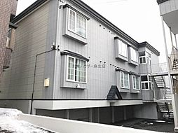 麻生ハイツ[2階]の外観