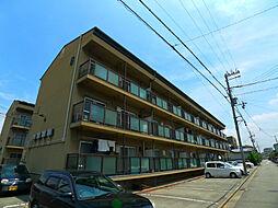 兵庫県加古川市尾上町養田の賃貸マンションの外観