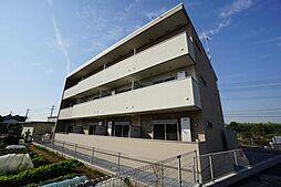 千葉県市原市根田の賃貸アパートの外観