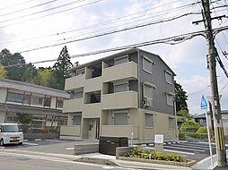 JR片町線(学研都市線) 木津駅 徒歩9分の賃貸アパート