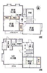 国分寺市西恋ヶ窪1丁目