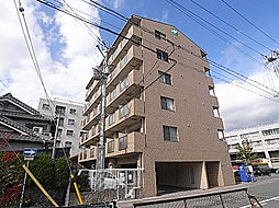 兵庫県姫路市船丘町の賃貸マンションの外観