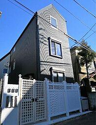 東急東横線 学芸大学駅 徒歩12分の賃貸アパート