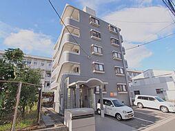 広島県広島市安佐南区中筋2丁目の賃貸マンションの外観