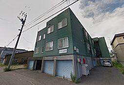 北海道札幌市東区苗穂町3丁目の賃貸アパートの外観