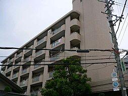 ゼフィールサカ[5階]の外観