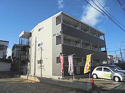 大阪府寝屋川市南水苑町の賃貸アパートの外観