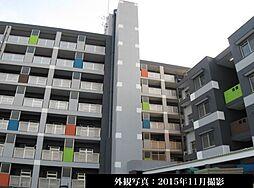 テレパレス船橋三咲A棟[3階]の外観
