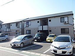 セジュール薮田[1階]の外観
