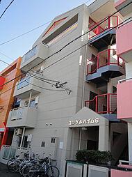 ユンゲルハイム原田[4階]の外観
