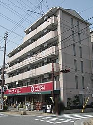 サニーサイド武庫之荘3[6階]の外観