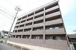 岡山県岡山市北区十日市西町の賃貸マンションの外観