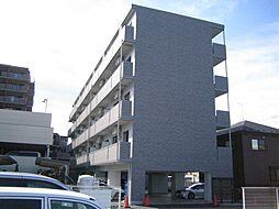 栃木県宇都宮市中今泉2丁目の賃貸マンションの外観