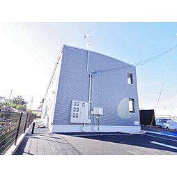 奈良県磯城郡田原本町薬王寺の賃貸アパートの外観