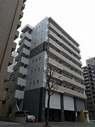 北海道札幌市中央区北四条西17の賃貸マンションの外観