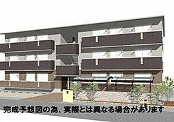 (仮)D−room沖浜町居屋敷[101号室]の外観