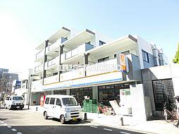 東京都武蔵野市吉祥寺北町4丁目の賃貸マンションの外観