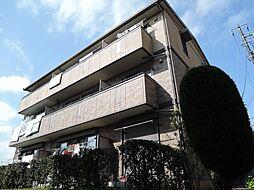 リシアンサスガ−デンG[2階]の外観