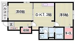 播磨高岡駅 5.7万円