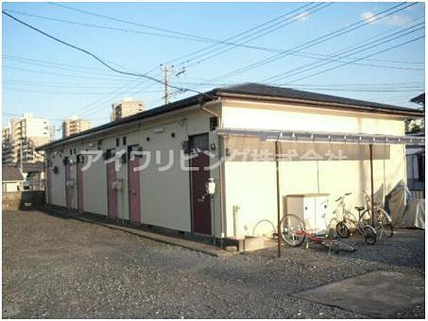 第2藤美荘 1階の賃貸【東京都 / 八王子市】